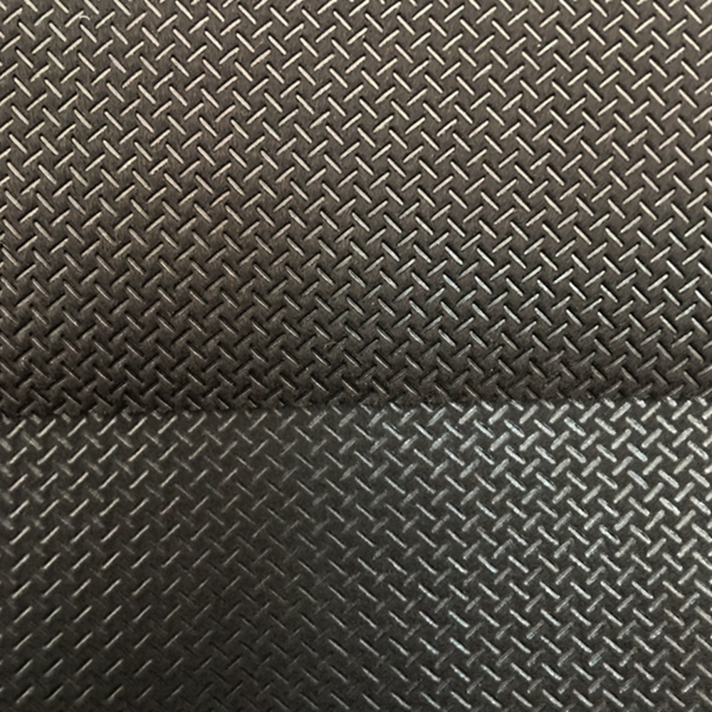 Embossed Custom Colorful Pattern Shark Skin Foam Sheet 35%SCR With Prismatic Embossed Neoprene Fabric