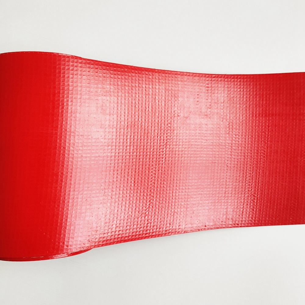 Hypalon Rubber Fabric For Boats With Matt Surface Inserted Rubber Sheets