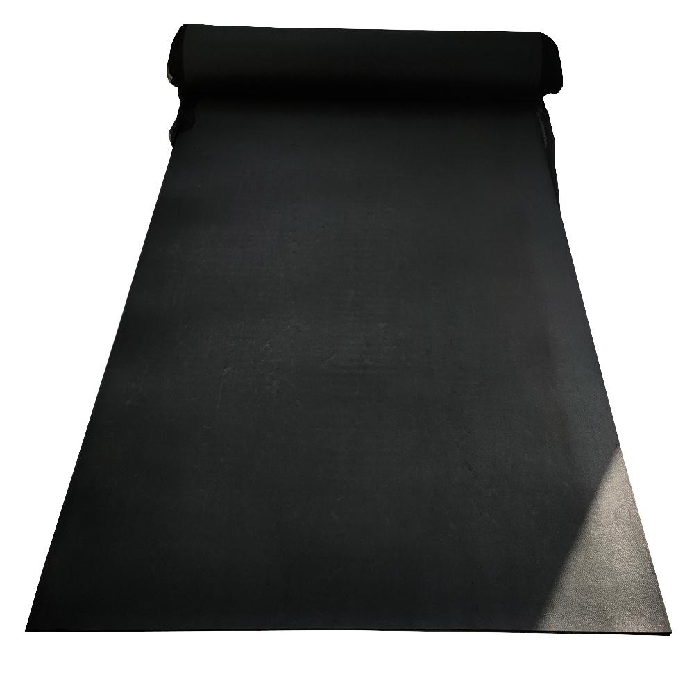 High Elastic Black Neoprene Rubber Sheet 7mm neoprene fabric