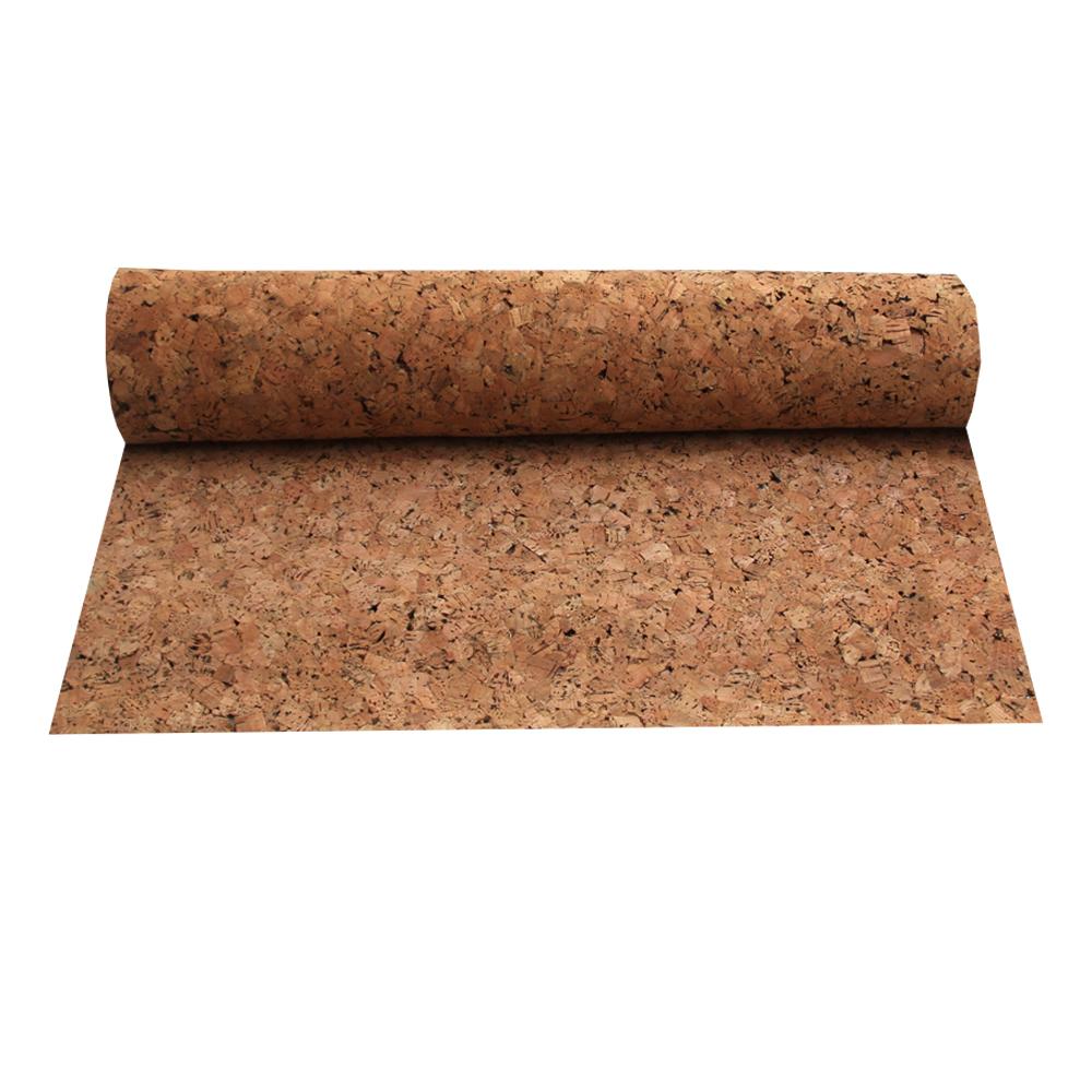 Anti-vibration cork rubber sheet with good sealing performance
