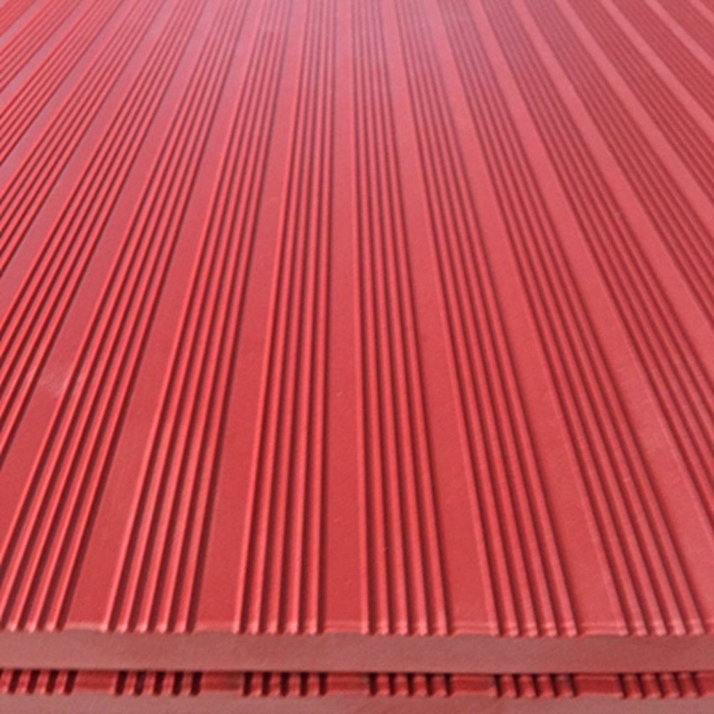 Custom made industrial rubber mats for sale for farms