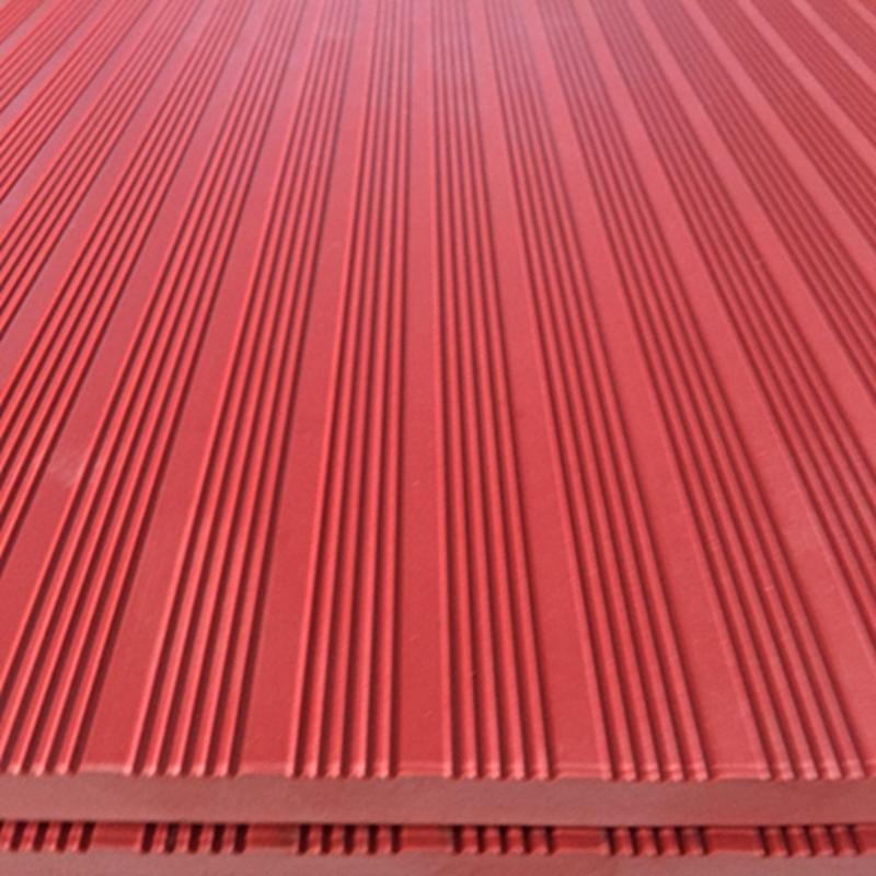 Skypro corrugated rubber mat vendor for car