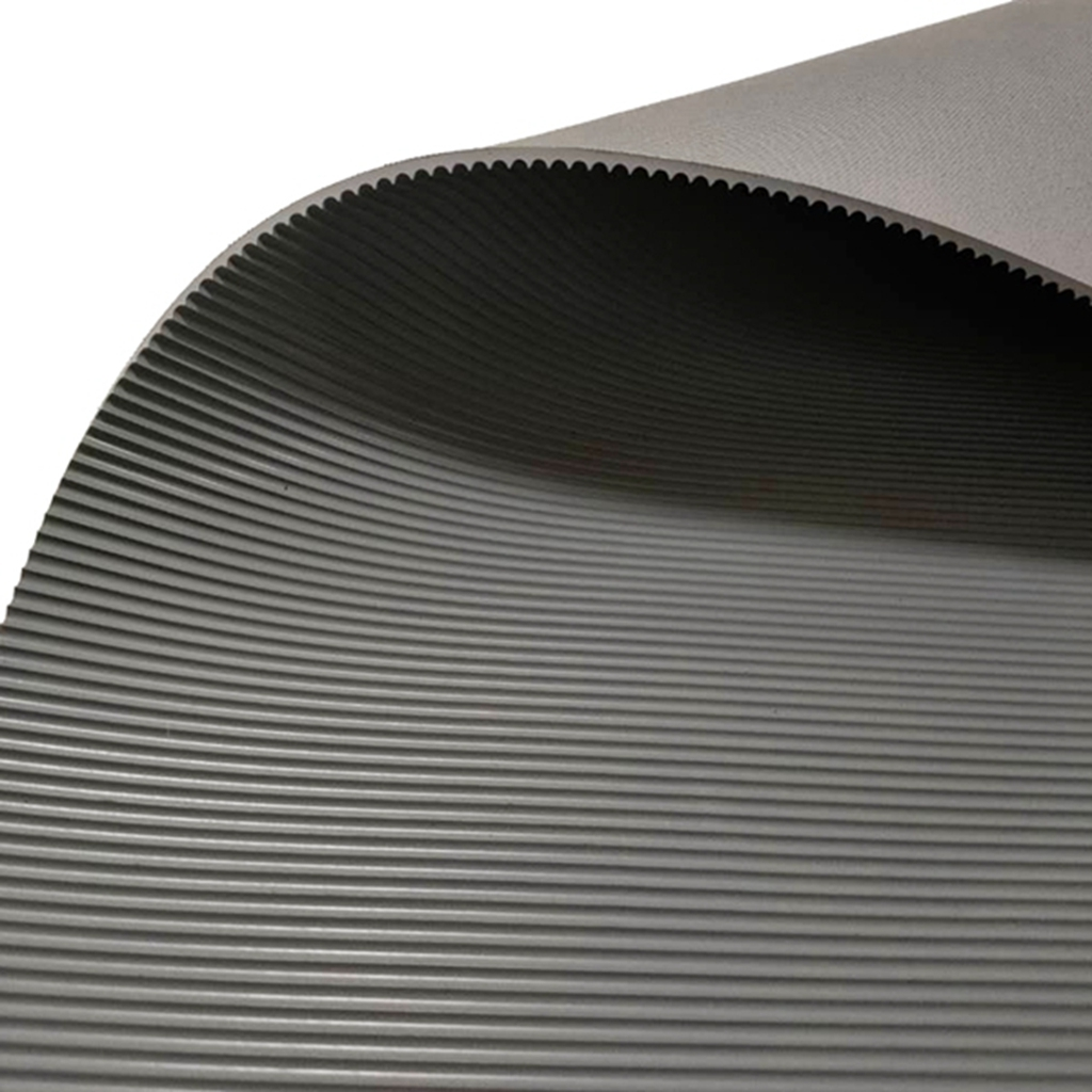 High Quality Anti Slip Rubber Foot Mat Wear Resistant  SBR Rubber Sheet Flooring Roll
