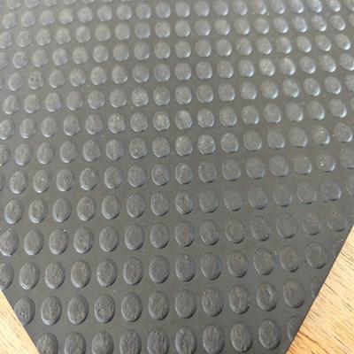 Export quality products black  rubber floor mat rubber membrane waterproof membrane