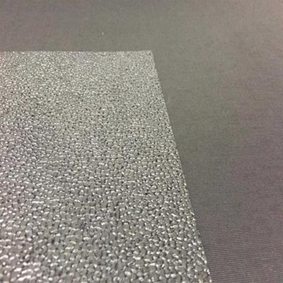 High Density Solid Rubber Insulation Sheet