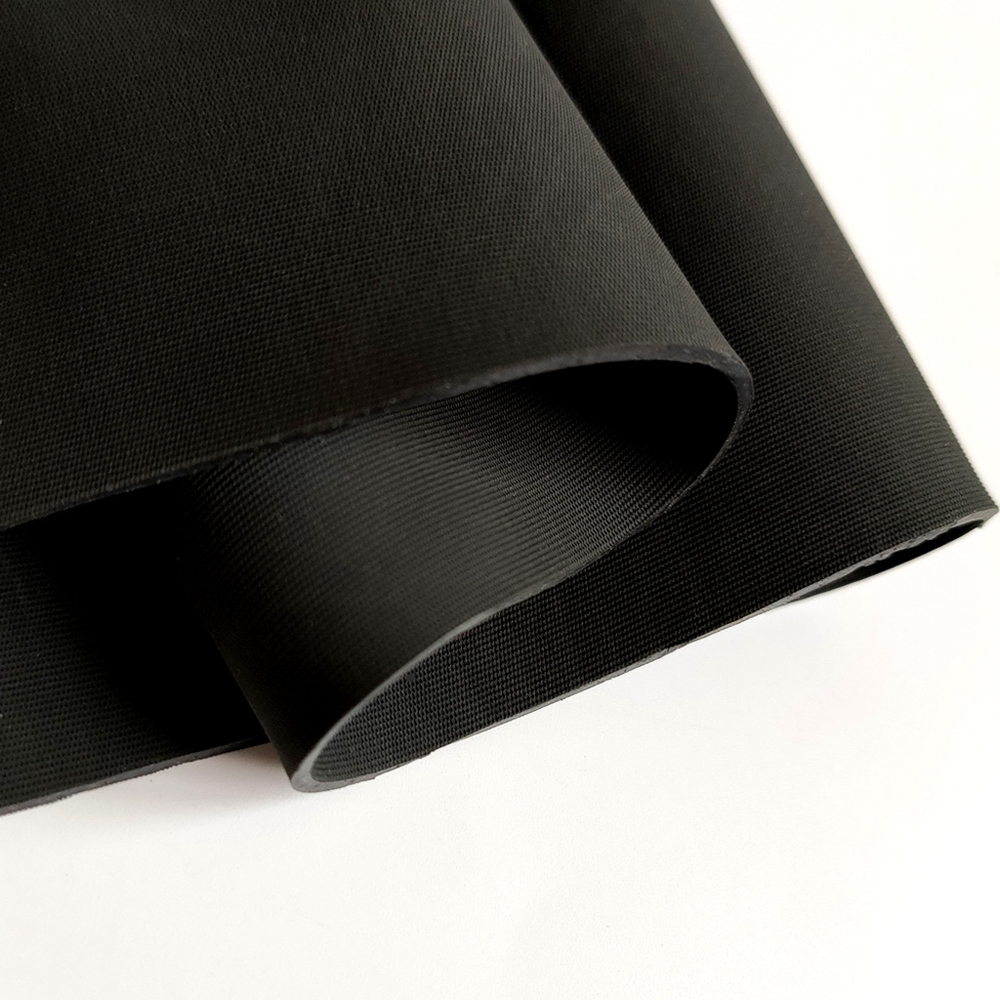 Trending hot products excellent quality food grade black rubber sheet for customized