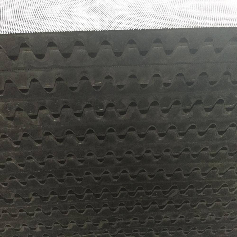 Wholesale Black Rubber Roll Sheet Flooring Anti slip Rubber Mat Sheeting