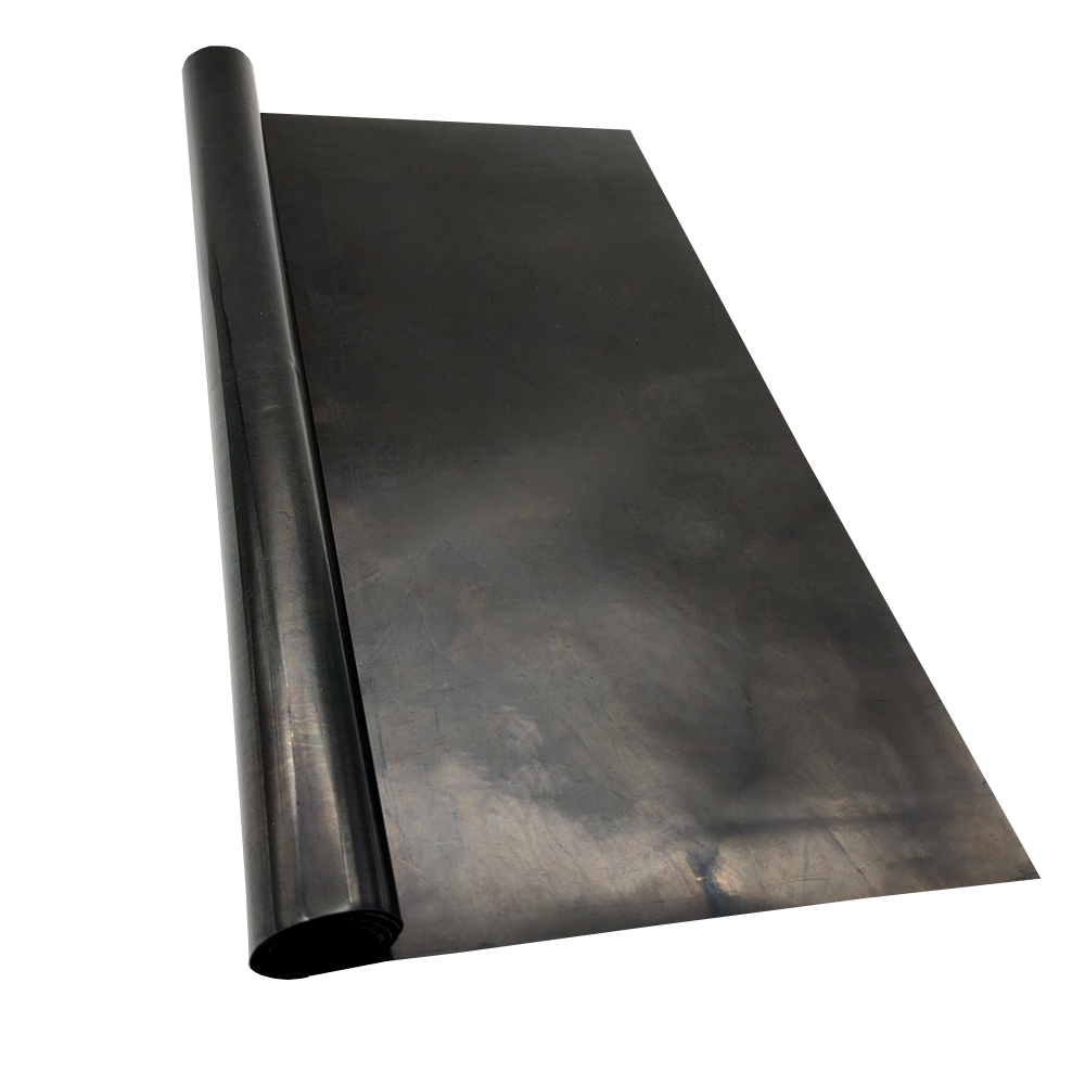 Hot sale 1mm 100% NBR smooth skin super elastic neoprene rubber fabric
