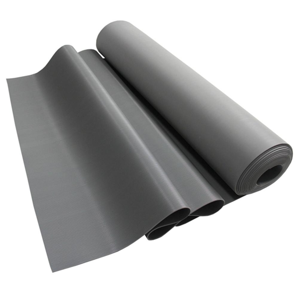 Fine Fluted Rubber Flooring/Anti-slip Fine ribbed Rubber Mat