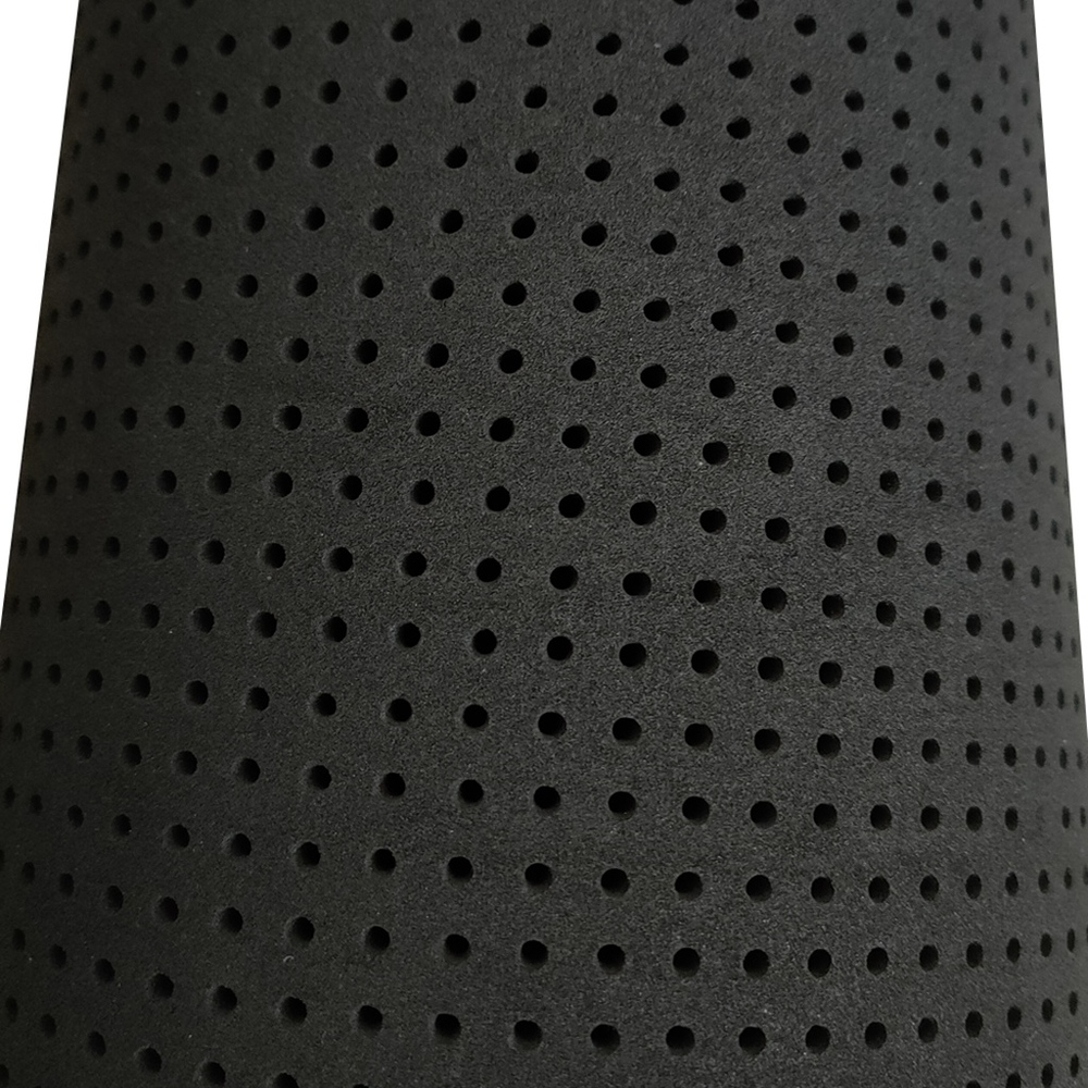 Good quality punching hole SBR neoprene embossed neoprene rubber for sale
