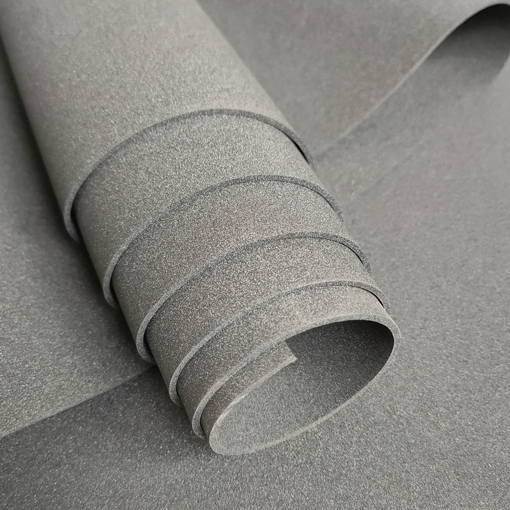 Neoprene rubber foam laminated with fabric for swimming suit, rescue suit making