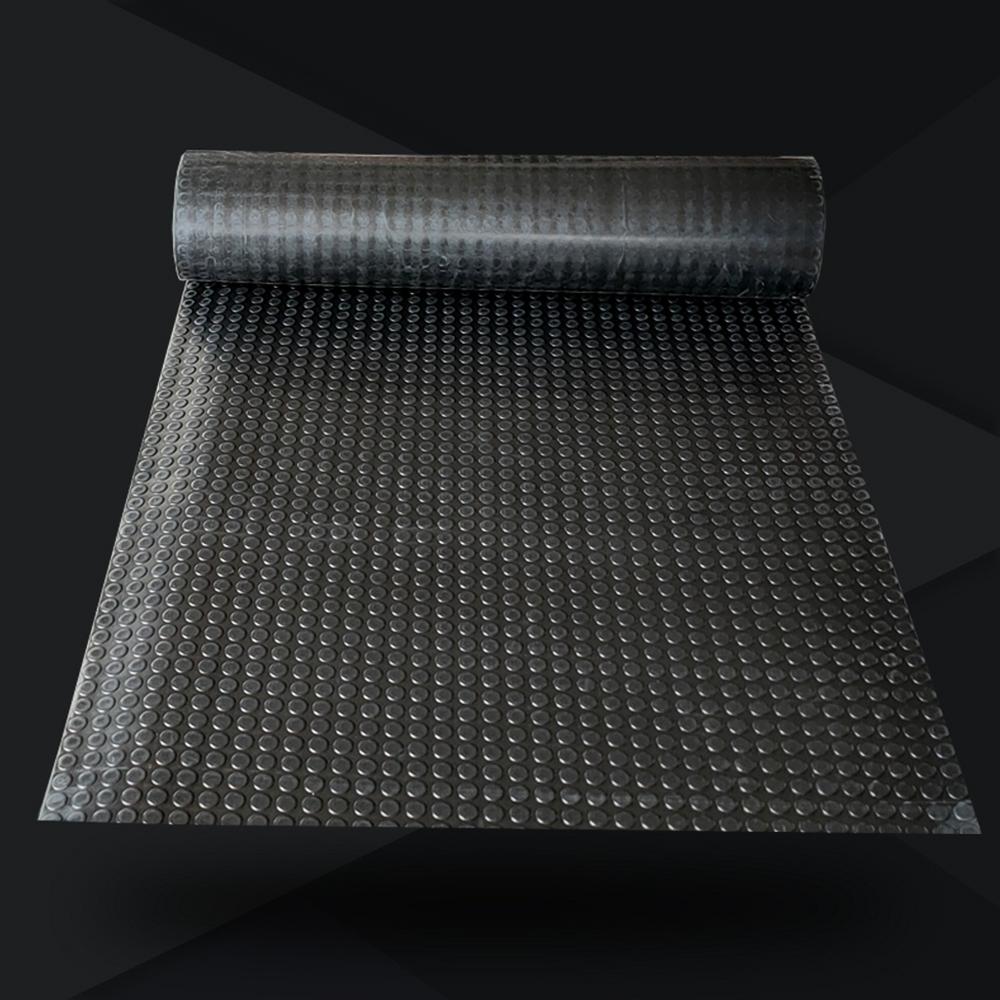 Wear-resistant Waterproof Black Industrial EPDM Rubber Sheets