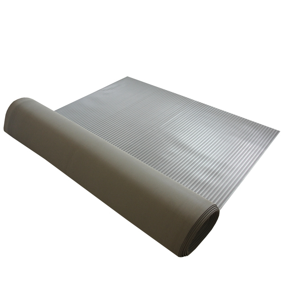Insulation rubber sheet by the EU quality certification electrical insulating 10kv-40kv non-slip floor mat