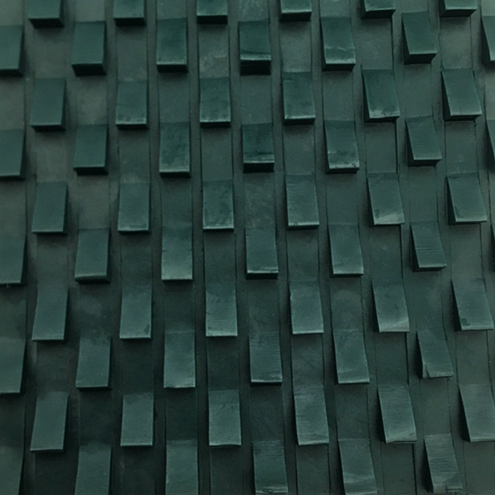 Rough Surface Grass Pattern Industrial PVC/Rubber Conveyor Belt