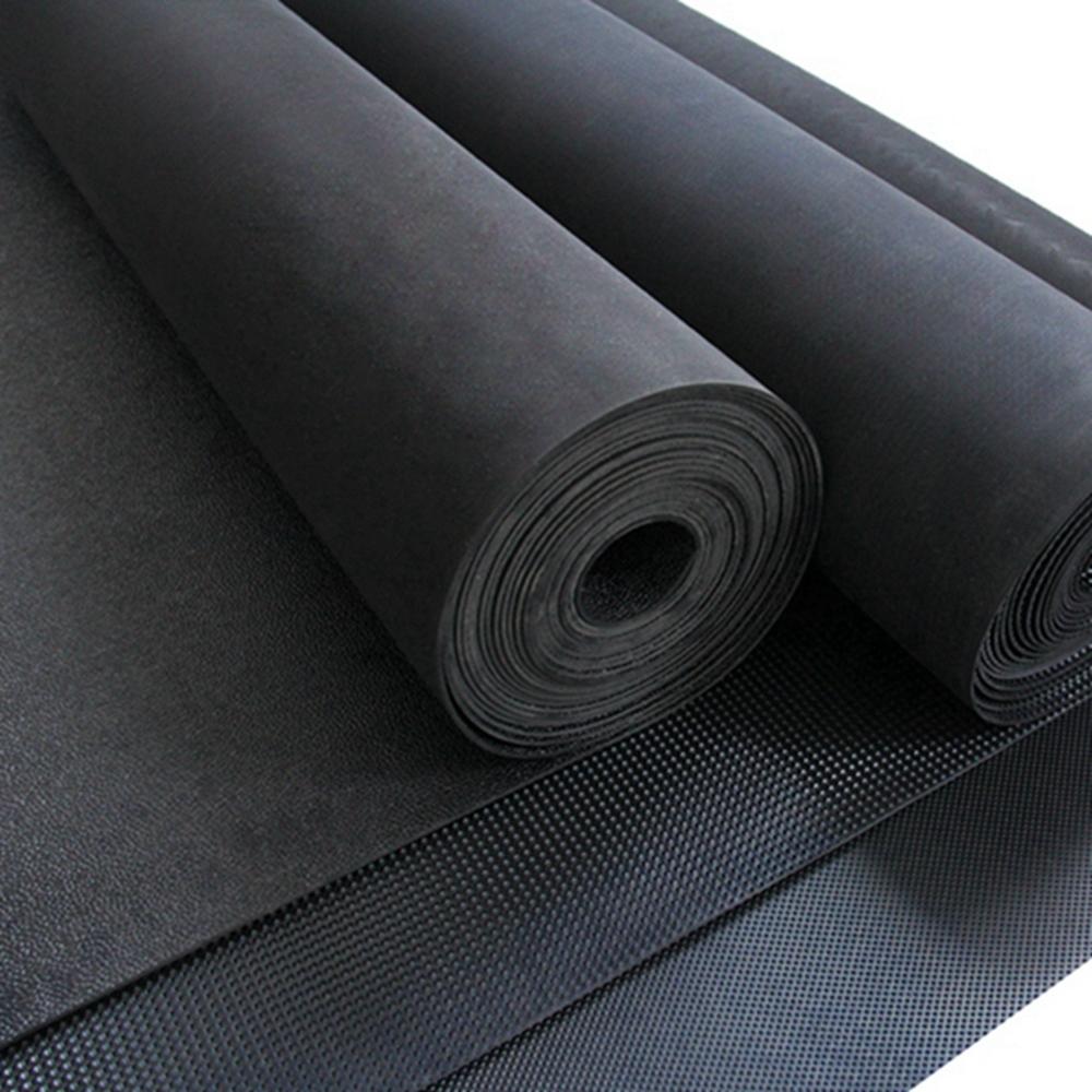 Small Diamond Pyramid Pattern Rubber Floor Mat Antislip Resist Fatigue Cow floor For Horse