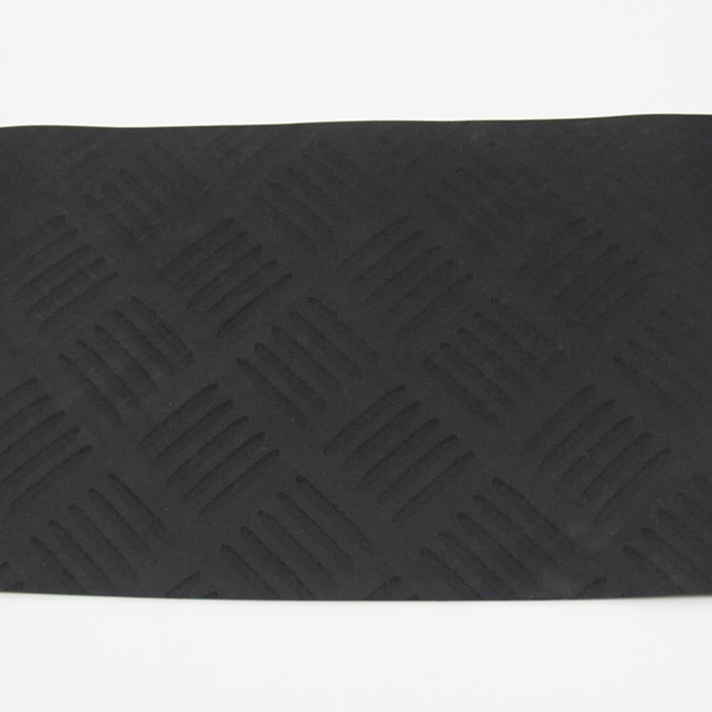 Checker Plate Five Bar Anti Slip Vulcanized Rubber Sheet/Mat/Roll