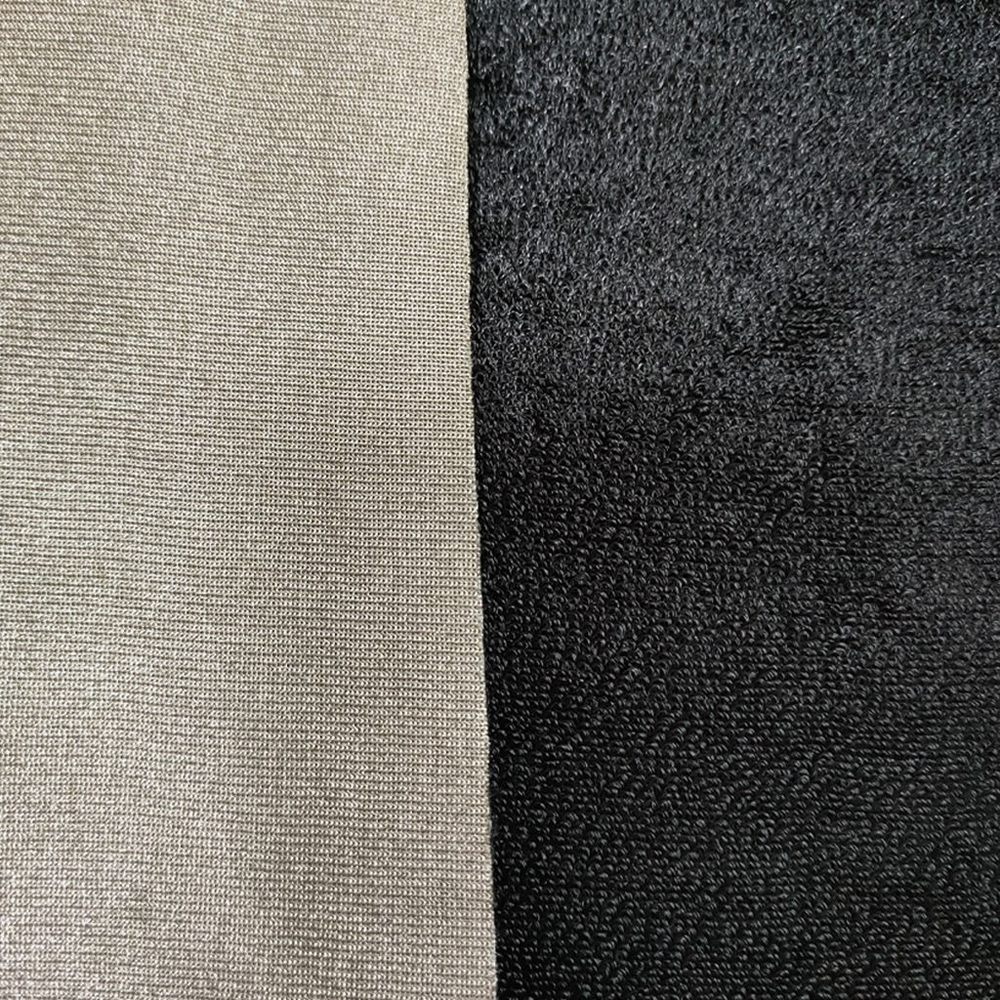 Neoprene with loop pile fabric OK-fastening soft and flexible / OK neoprene cloth fabric / neoprene laminated with OK cloth