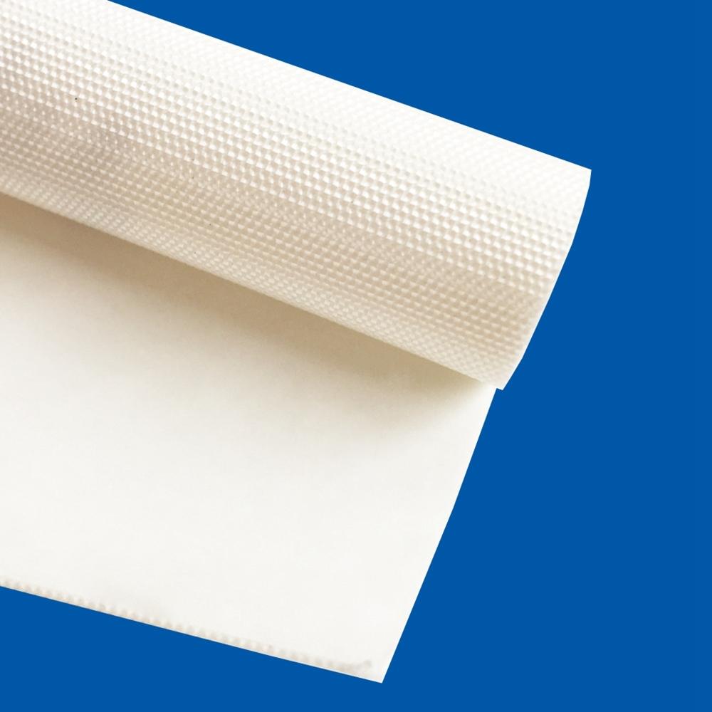 Rough Surface Diamond Pattern White PVC Conveyor Belts For Sealing Machine