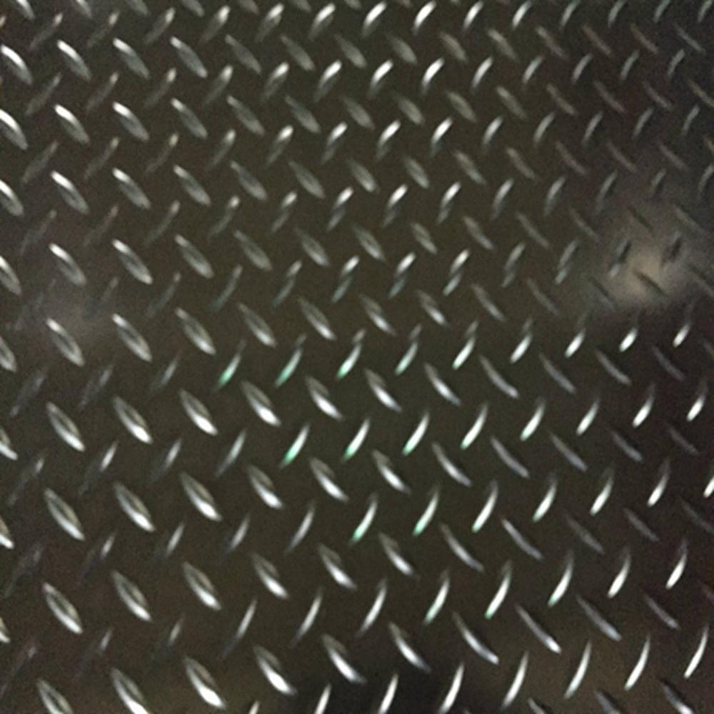 Trailer Rubber Flooring Anti-abrasion Skid-proof Truck Floor Protective Diamond Thread Rubber Mat Flooring