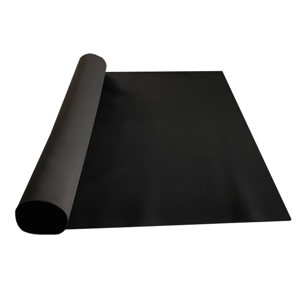 1-10MM Colored Neoprene Polyester Fabric SBR With Polyester Fabric Coated For Sale