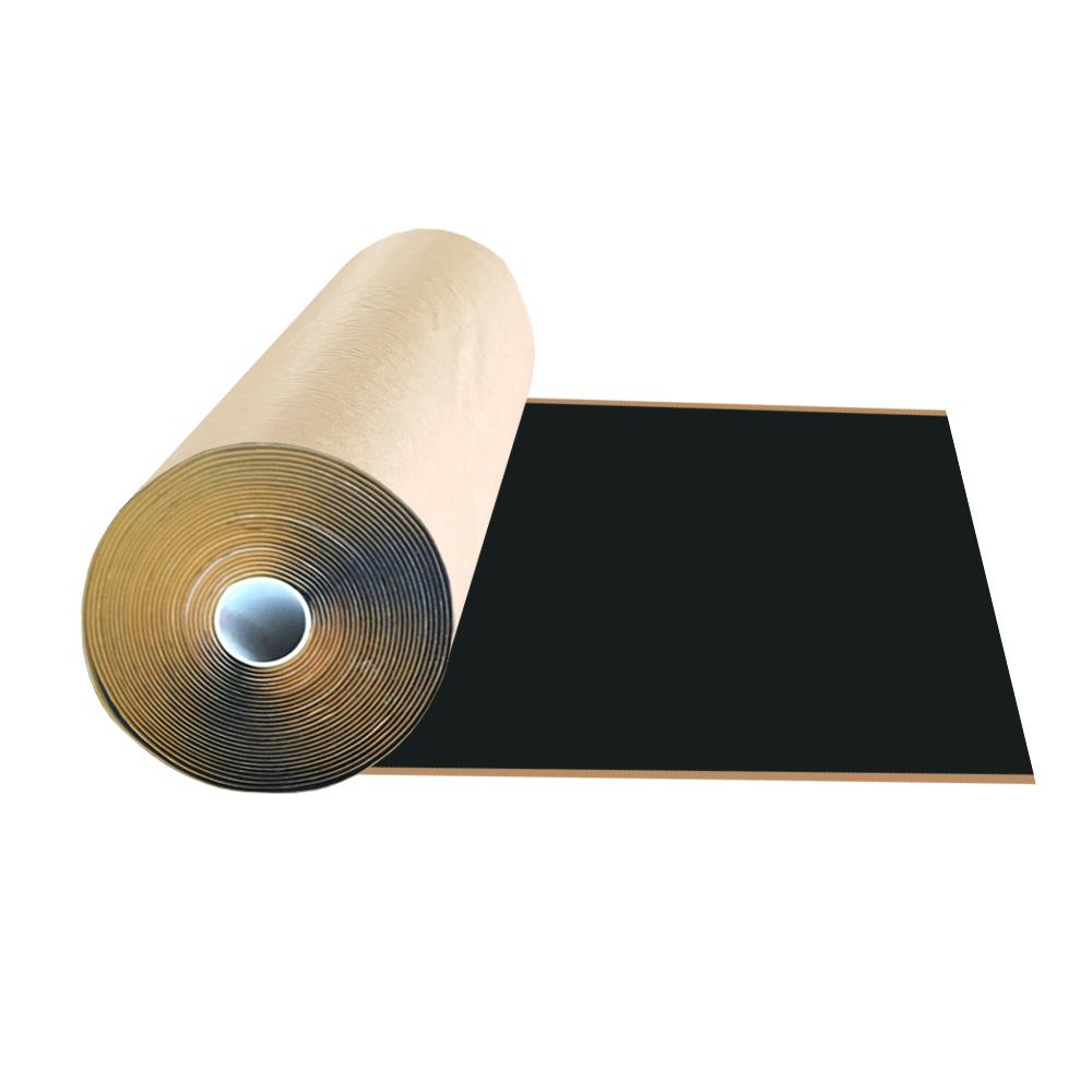 EPDM self adhesive butyl rubber waterproof product