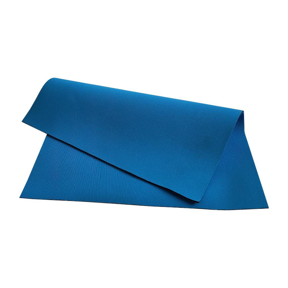 Embossed Or Plain Neoprene Polyester Fabric Sheet For Sublimation