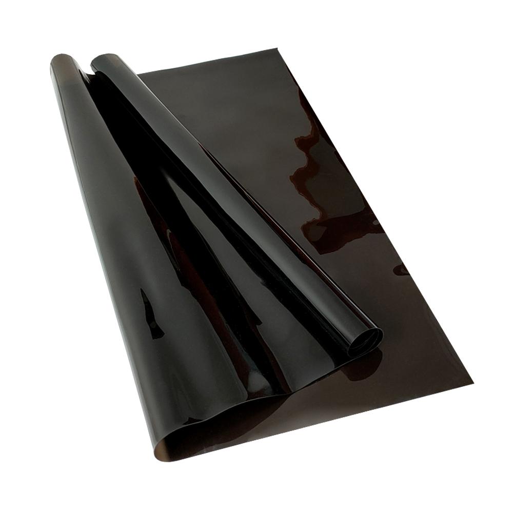 Plastic glossy shiny black pvc sheet for printing