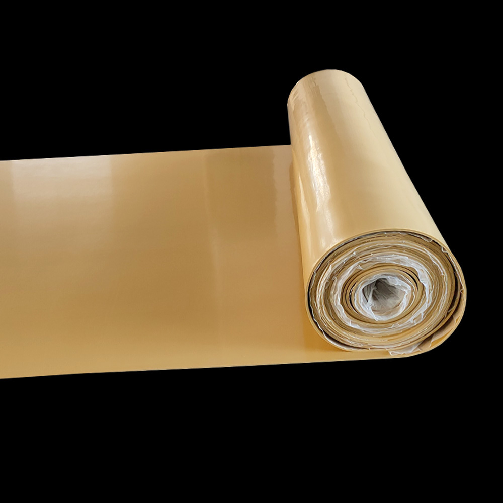 High quality wear resistance smooth rubber lining pure gum nature rubber sheets