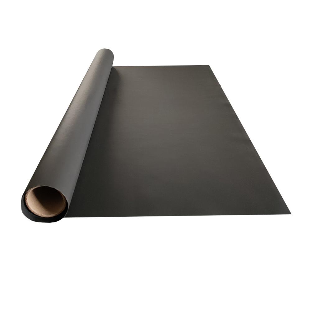 Black hypalon rubber sheet for industrial rubber sheet