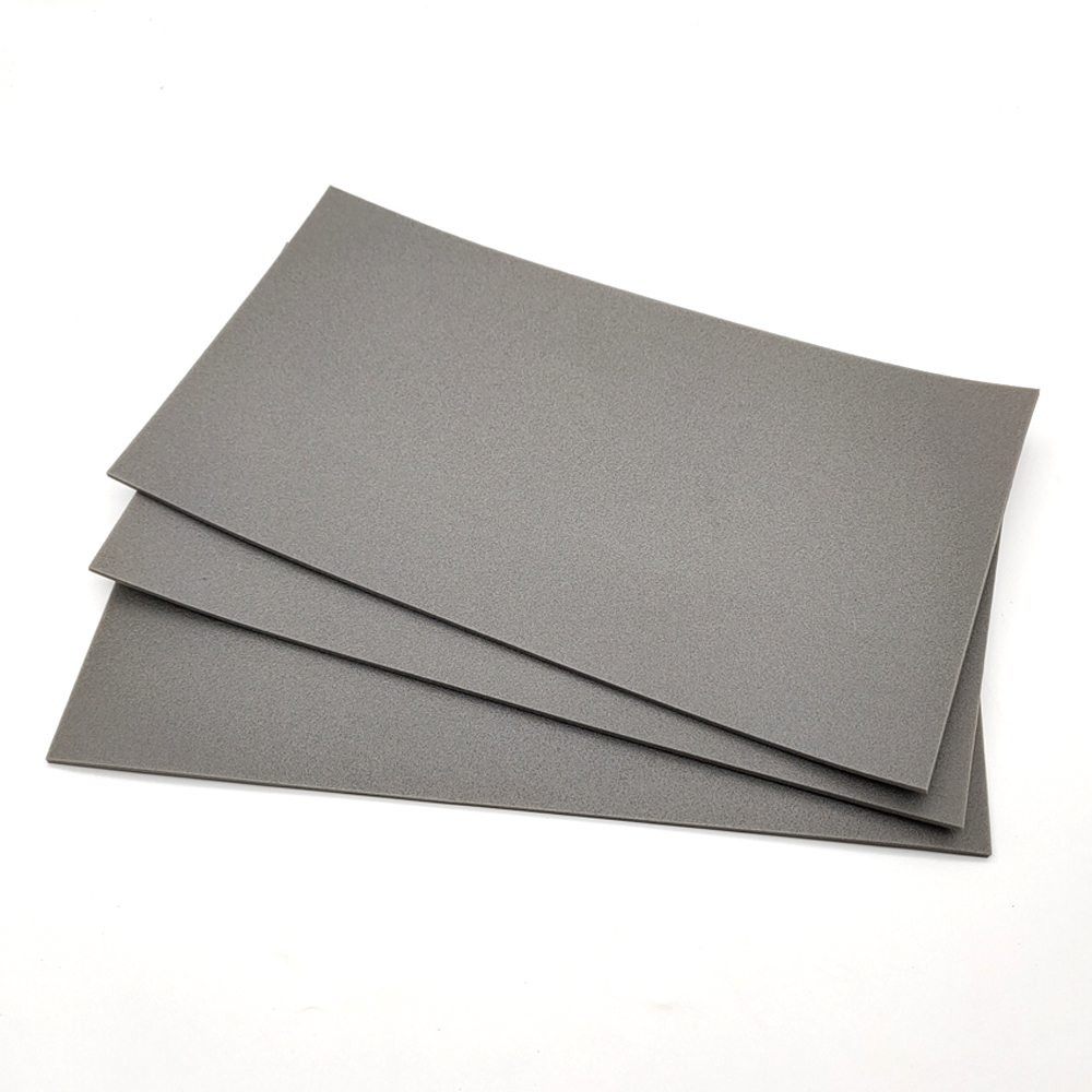 Insulation Rubber Sheet Nitrile Rubber Roof Insulation Panel Sheet